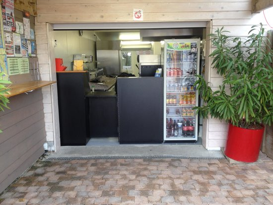 Plouharnel, France: le comptoir
