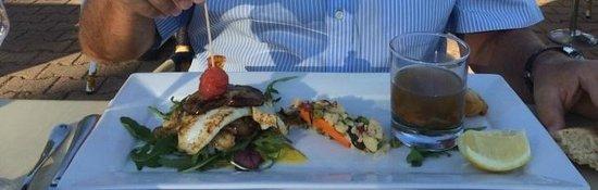 L'ALBATROS : Hauptgericht