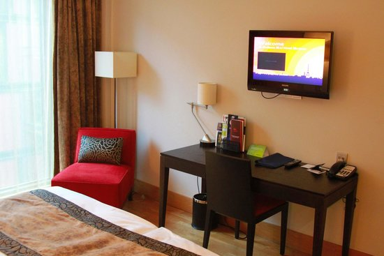 Radisson Blu Elizabete Hotel : Standard Room