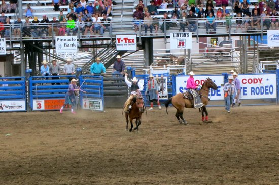 The Cody Cattle Company: Rodeo