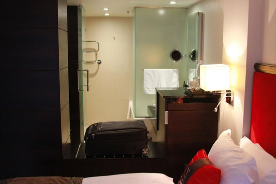 Radisson Blu Elizabete Hotel: Standard Room