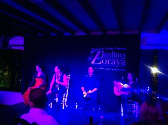 Jardines de Zoraya: Flamenco Show