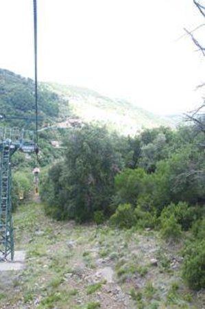 Monte Capanne: cestovia1