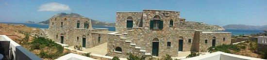 Aquapetra Hotel: Εξωτερικοί χώροι του ξενοδοχείου