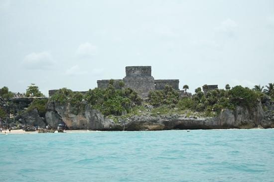 Paseo Tours: Tulum vu depuis la mer