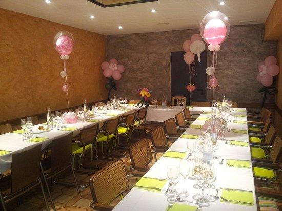 Duomo : Banquetes