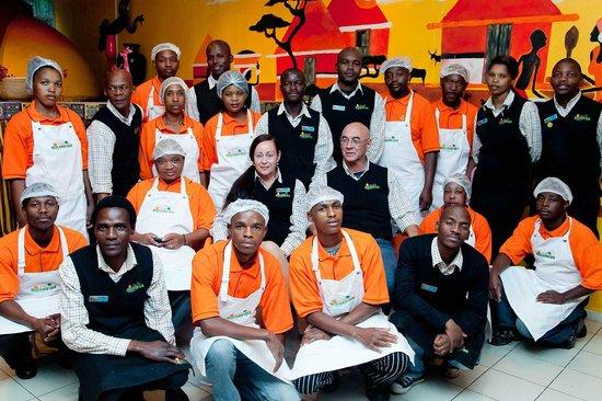 Little Mozambique: Our Wonderful Staff