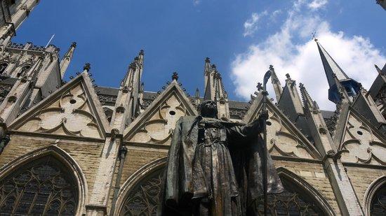 Cathédrale Saints-Michel-et-Gudule de Bruxelles : Cathedral