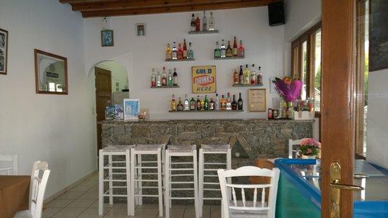 Anemos Hotel-Apartments & Studios: Anemos Bar / restaurant