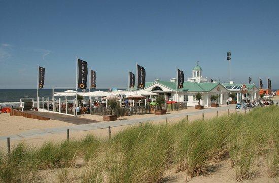 Beachclub O. - Terras
