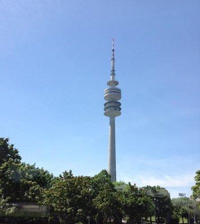 Munich Olympic Tower