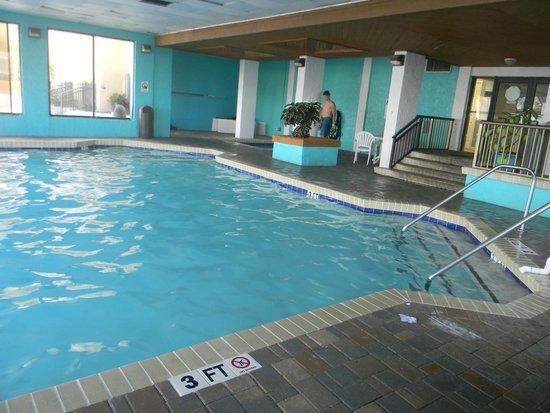 Ocean Park Resort, Oceana Resorts: piscine intérieur