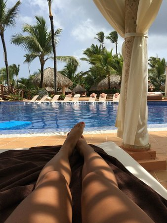 Excellence Punta Cana : Poolside Cabana