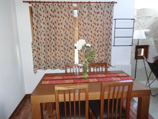 Bosque del Nahuel: Comedor