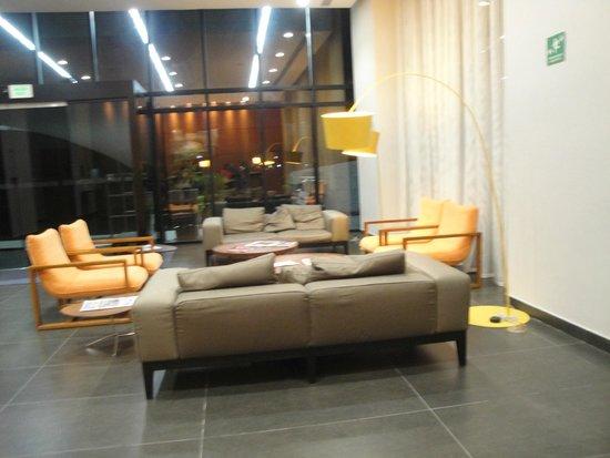 Holiday Inn Express Panama Distrito Financiero: Bom gosto