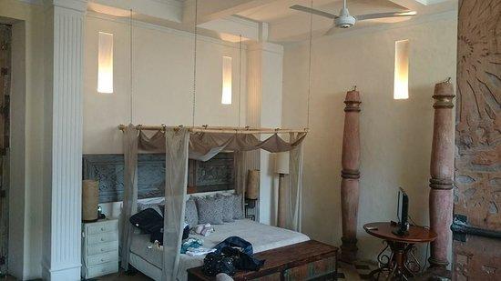 فندق لا باسيوني: Habitación