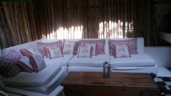 La Passion Hotel Lounge : Area común