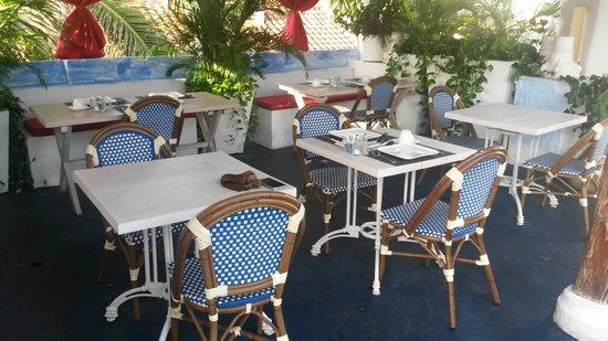 La Passion Hotel Lounge : Restaurante
