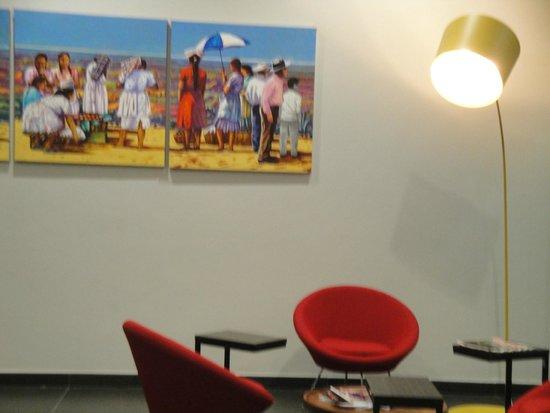 Holiday Inn Express Panama Distrito Financiero: Pequenos detalhes espalhados!!