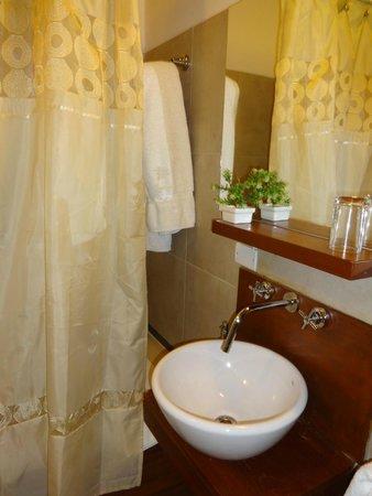 Bosque del Nahuel: baño suite