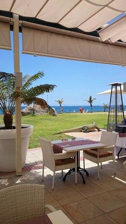 HOVIMA Altamira: вид за ужином в ресторане отеля