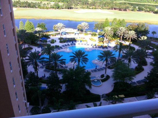 The Ritz-Carlton Orlando, Grande Lakes: Vista del cuarto