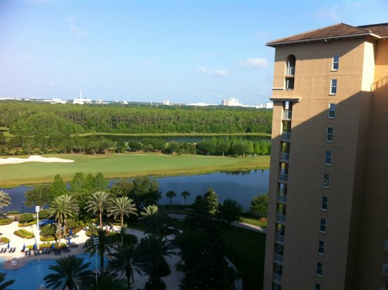 The Ritz-Carlton Orlando, Grande Lakes : Vista del cuarto