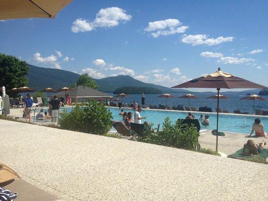 The Sagamore Resort: Pool Area