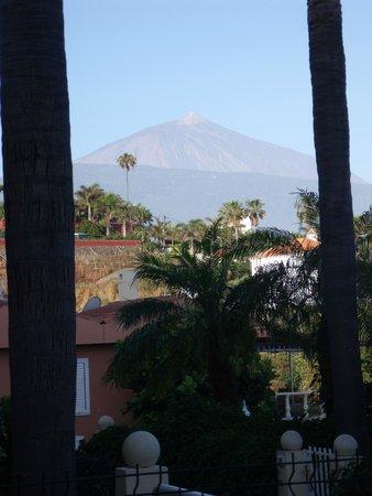 La Quinta Park Suites: vue de la terrasse de notre chambre