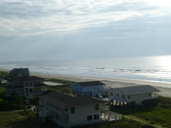 Holiday Inn Resort Wrightsville Beach: Ocean View