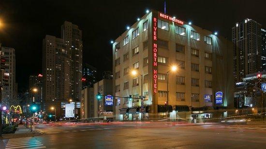 Best Western River North Hotel : Hotel Exterior
