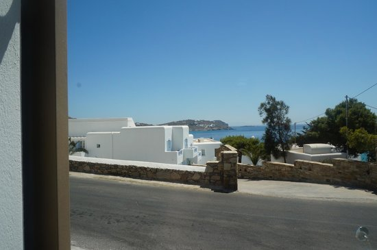 Lithos by Spyros & Flora: View from our balcony