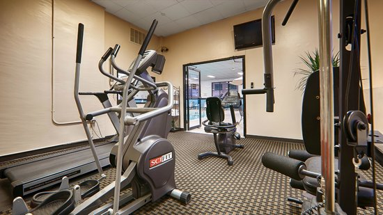 Best Western River North Hotel : Fitness Center
