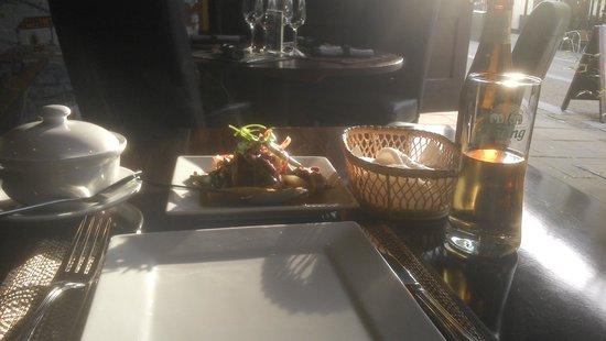 Thai Pinto restaurant: Nice atmosphere