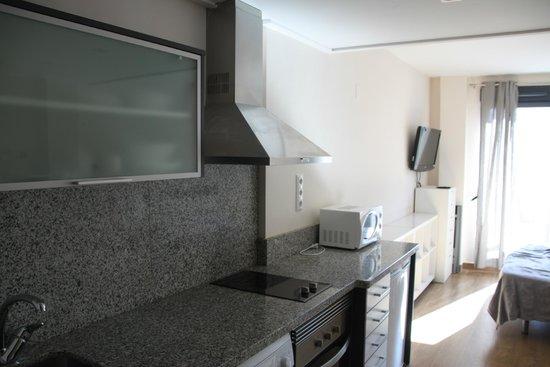 Hostal Andres: Apartamento