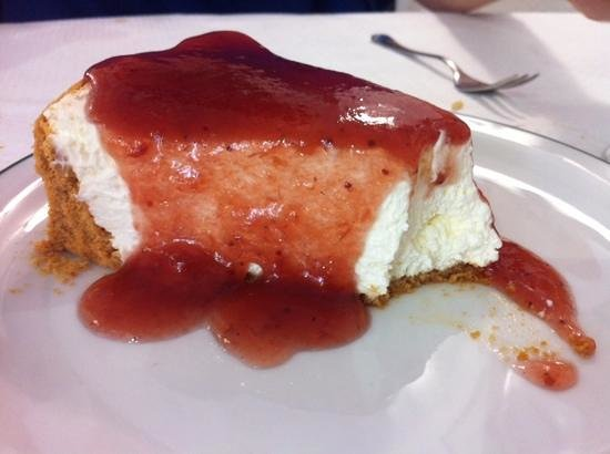 Es Cranc : la famosisima tarta de queso