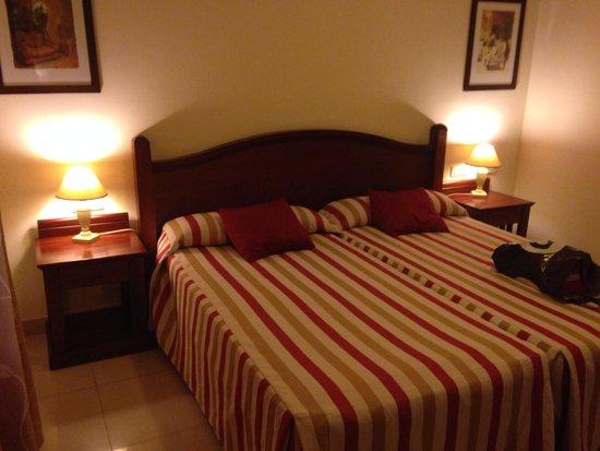 Marylanza Suites & Spa : Room
