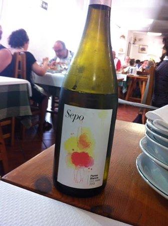 Es Cranc: vino de Marques de Alella