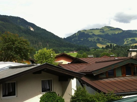 Gasthof Eggerwirt: View from our room