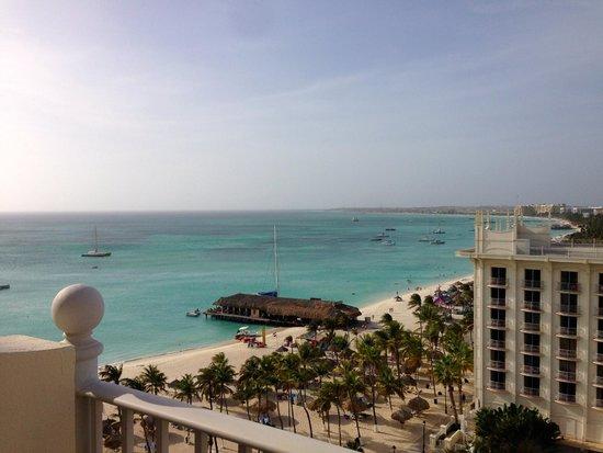 Hotel Riu Palace Aruba: from the room