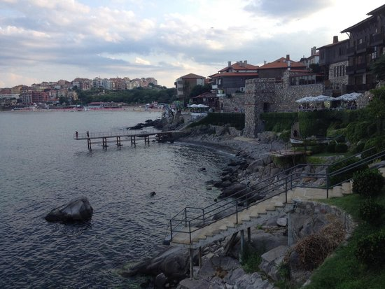 House Diona: The town of Sozopol