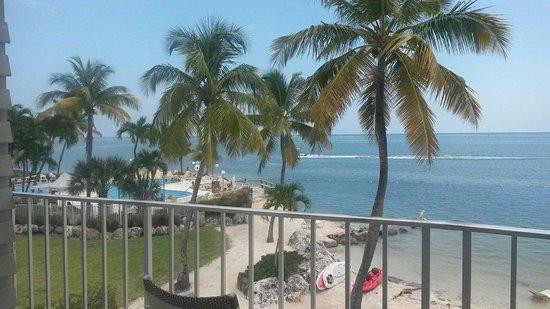 Postcard Inn Beach Resort & Marina at Holiday Isle : Beautiful view