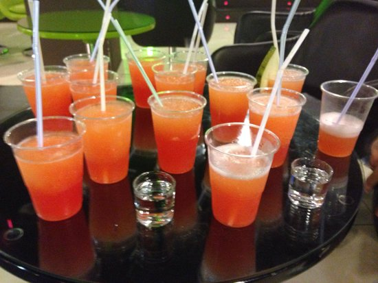 Marylanza Suites & Spa : Drinks