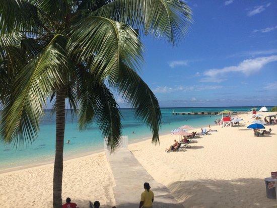 Doctor's Cave Beach: praia