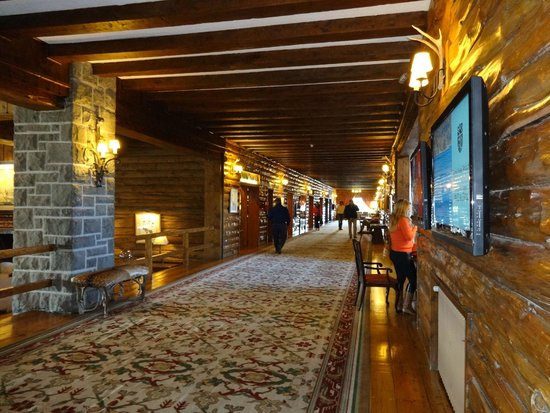 Llao Llao Hotel and Resort, Golf-Spa: Interior