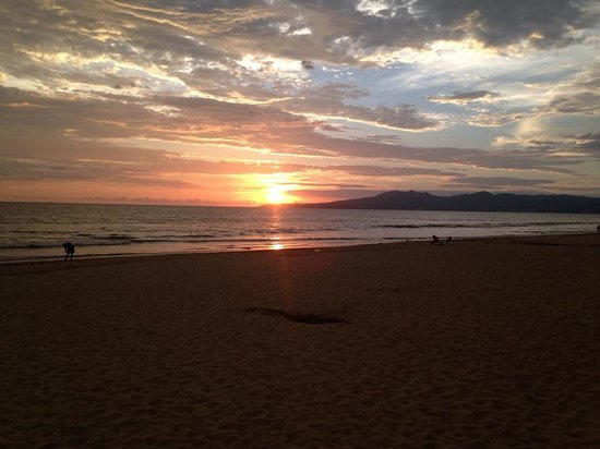Occidental Nuevo Vallarta: Sunset
