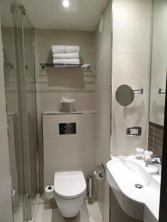 The Westbridge Hotel : Très fonctionnelle