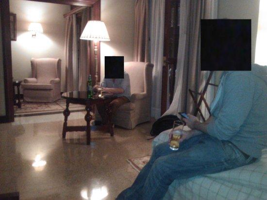 Hotel Santa Catalina: Junior Suite