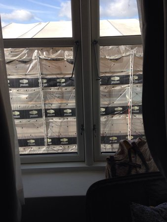Babette Guldsmeden - Guldsmeden Hotels: Vue de la chambre 318