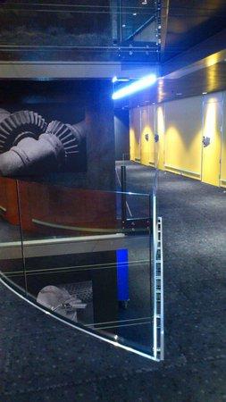Clarion Hotel The Edge: Lobby 9th floor